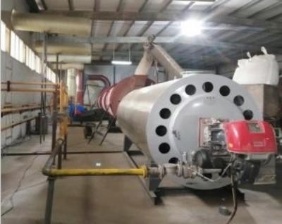 直燃式燃油燃气热风炉