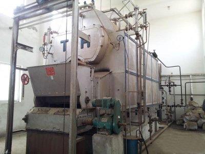湖北省万家小区--6T燃煤蒸汽锅炉