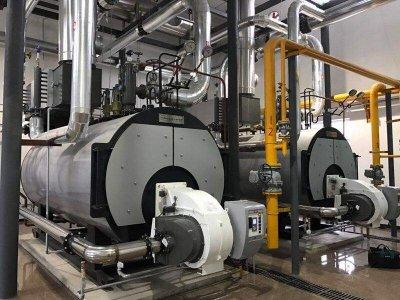 超低氮燃气锅炉