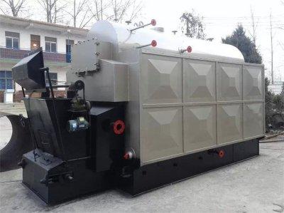 <b>CDZL卧式生物质热水锅炉</b>