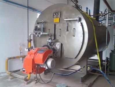 湖南永州2吨燃气蒸汽锅炉