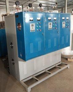 电加热蒸汽发生器发往安徽合肥食