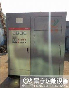 电加热蒸汽发生器发往浙江金华食