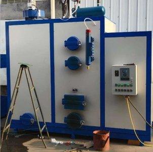 生物质蒸汽发生器发往福建龙岩安