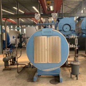 蒸发量1吨电加热蒸汽锅炉准备发