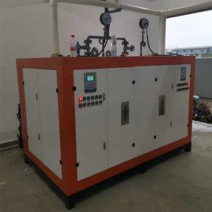 功率400KW电加热蒸汽发生器发往广