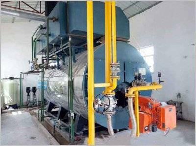 安徽蒸汽锅炉选型网:燃气锅炉进