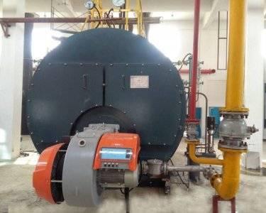 合肥二吨燃气锅炉报价: