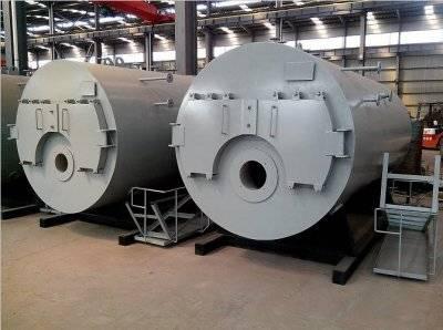 开封鼓楼燃油热水锅炉厂:燃气蒸汽锅炉不同类别和各自的优点
